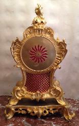 Аккуратный золотой бронзы Наполеон Raingo Brothers-4