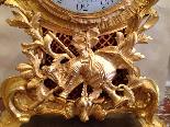 Аккуратный золотой бронзы Наполеон Raingo Brothers-5