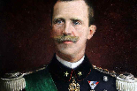 Grand Official Portrait signed and dated by Victor Emmanuel-5