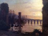 Hermann David Salomon Корроди (1844-1905) - Римский акведук-4