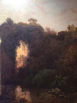 Hermann David Salomon Корроди (1844-1905) - Римский акведук-3