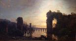 Hermann David Salomon Корроди (1844-1905) - Римский акведук-2