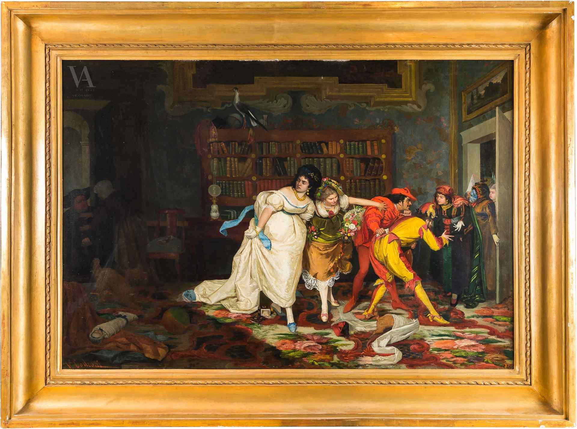 Vincenzo Colleoni (Venice, 19th century) -