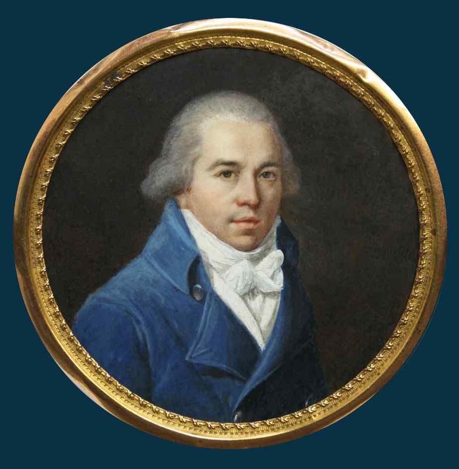 Pierre ROUVIER, Portrait d'un gentilhomme
