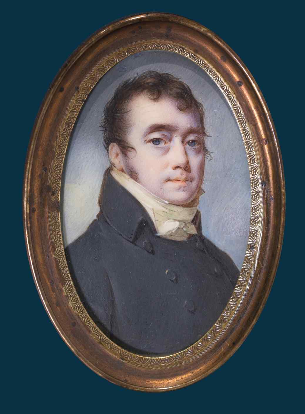 French School, Portrait of a Gentleman, 1800-1820