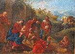 Giovan Battista Mollo (1613-1661), Adoration of the Magi-1