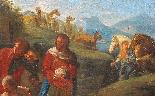 Giovan Battista Mollo (1613-1661), Adoration of the Magi-2