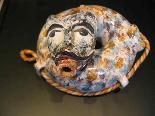 Maiolica italiana abruzzese XIX secolo-11
