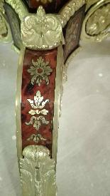 Raro gheridon Boulle, Napoleone III-5
