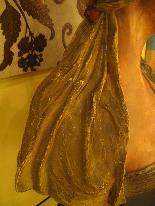 FRIEDRICH GOLDSCHEIDER Oriental woman bust-1