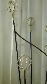 ROGER FERAUD Porte manteaux, Astrolab --2