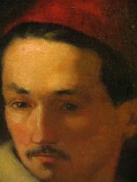 PORTRAIT OF MAN IN ORIENTAL HABIT-7