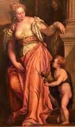 L'allegoria della scultura - Scuola veneta del XVIII secolo-3