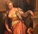 L'allegoria della scultura - Scuola veneta del XVIII secolo-2