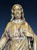 Jésus, Tilleul sculpté, 17ème-1