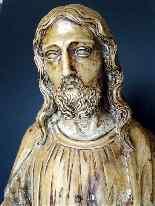Jésus, Tilleul sculpté, 17ème-4