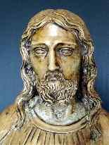 Jésus, Tilleul sculpté, 17ème-8