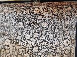 Ghoum Soie Extra Fin Signé - Iran - Vers 1970 Epoque Du Shah-2