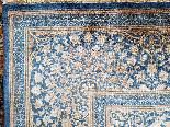 Ghoum Silk Quality Extra Fine 197x138 Cm - Shah Era - I-4