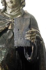 Wooden sculpture, Santa Caterina, Siena, 15th century-4