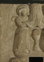 Stone tabernacle, Abruzzo, 15th century-3