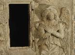 Stone tabernacle, Abruzzo, 15th century-5