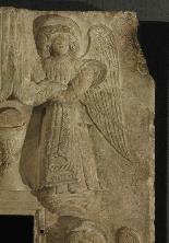 Stone tabernacle, Abruzzo, 15th century-2