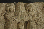 Stone tabernacle, Abruzzo, 15th century-6