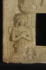 Stone tabernacle, Abruzzo, 15th century-4