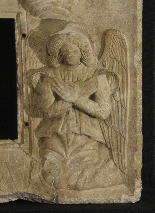 Stone tabernacle, Abruzzo, 15th century-1