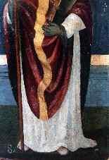 Angelo Zoppo -. S.Claudio Sec évêque XV-2