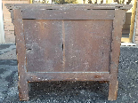 Antique Louis Philippe Commode Chest of drawers walnut -19th-18