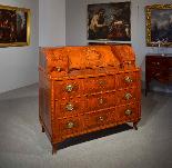 Ribalta Luigi XVI intarsiata, Città di Trento, XVIII secolo-13