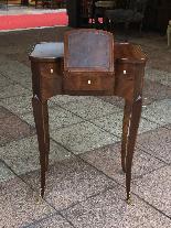 Table d'appoint de style LOUIS XV époque NAPOLEON III-0
