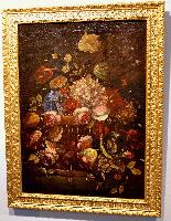 Natura morta con vaso di fiori-3