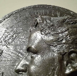 Jean Désiré RINGEL DI ILLZACH 1849-1916 Paul Bihaud ritratto-3
