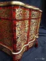 Тантал-ящик в булле Маркетри Наполеон III период 19-го века-8