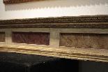 Mensola laccata e dorata Sec  XVIII-3