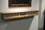 Lacquered and gilded shelf, Sec. XVIII-1