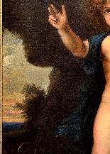 Младенец Христос «Salvator Mundi», мастерская Антониса ван Дейка-2
