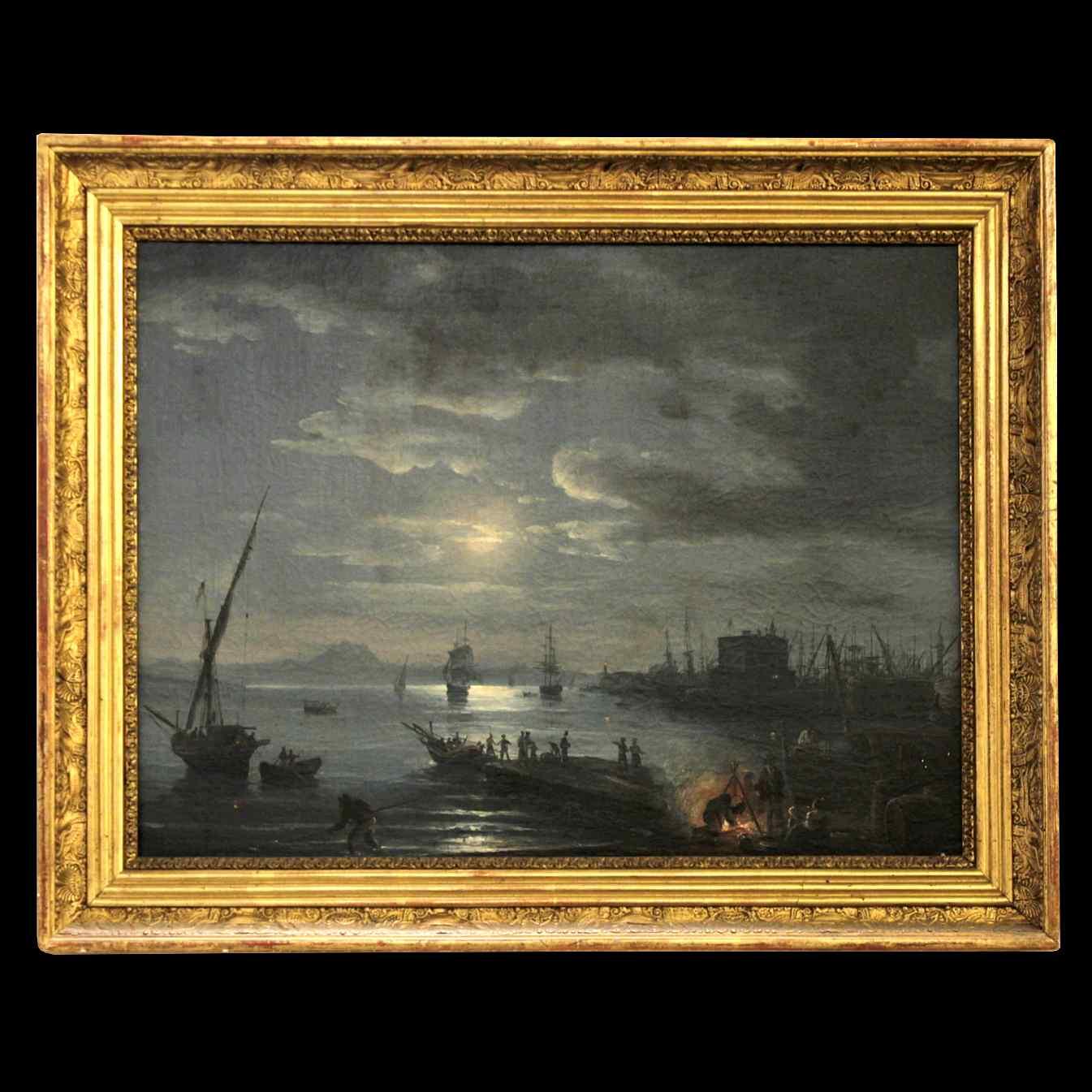 Потрясающая картина Эмиля Жан-Горация VERNET