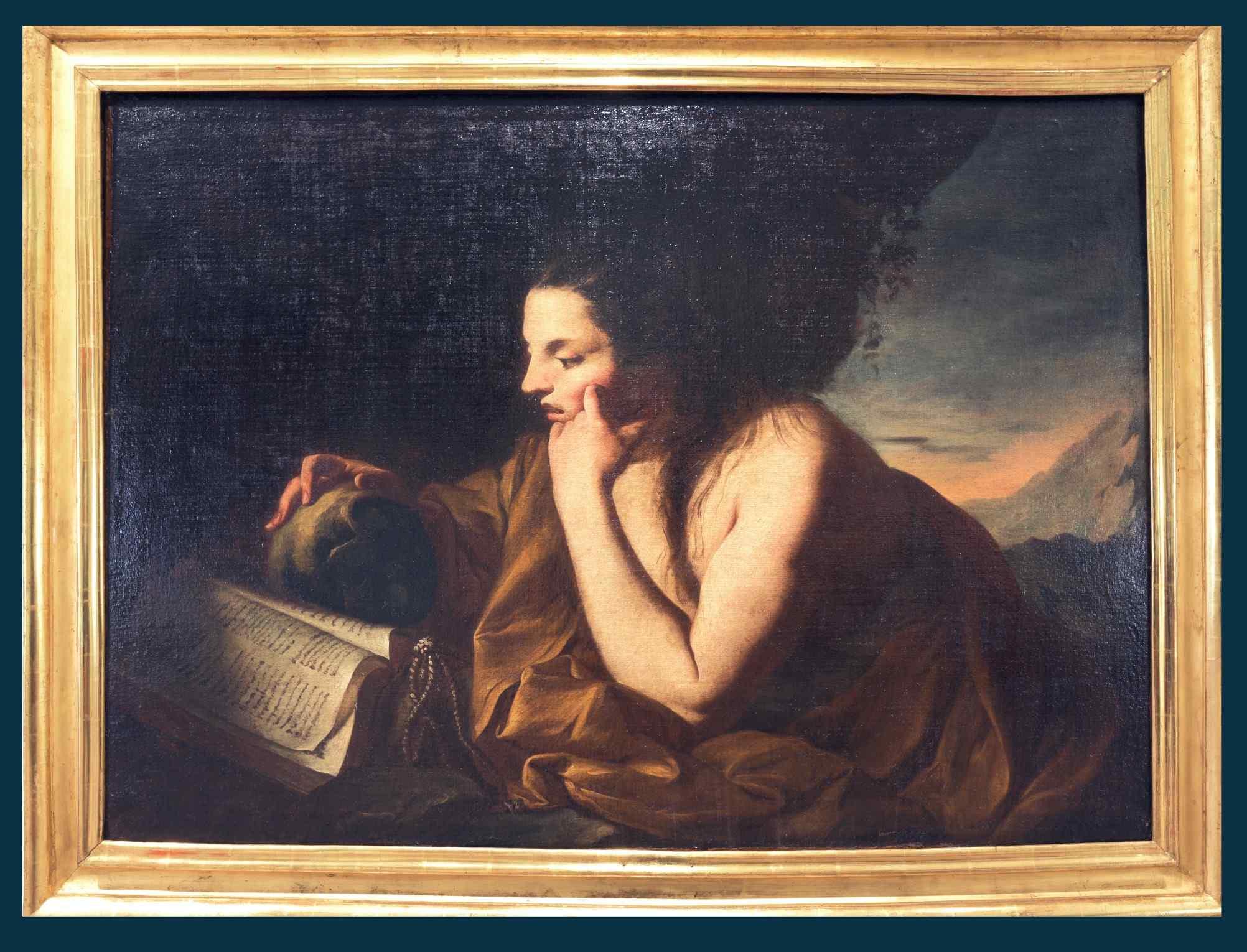 Jean-Baptiste SANTERRE (1651-1717),  Mary Magdalene