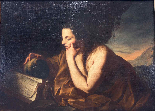 Jean-Baptiste SANTERRE (1651-1717),  Mary Magdalene-1