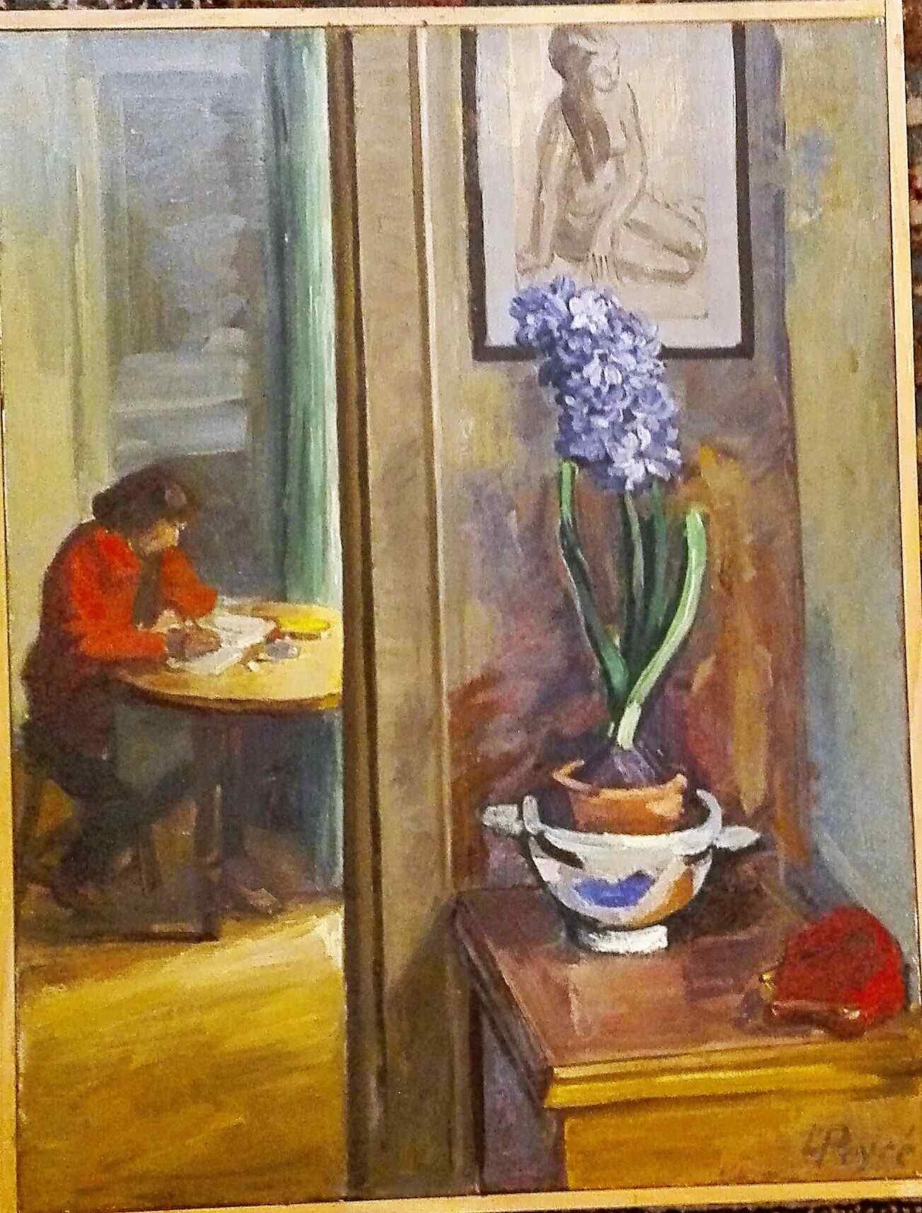 Louis Peyré painter and ceramist 1923-2012