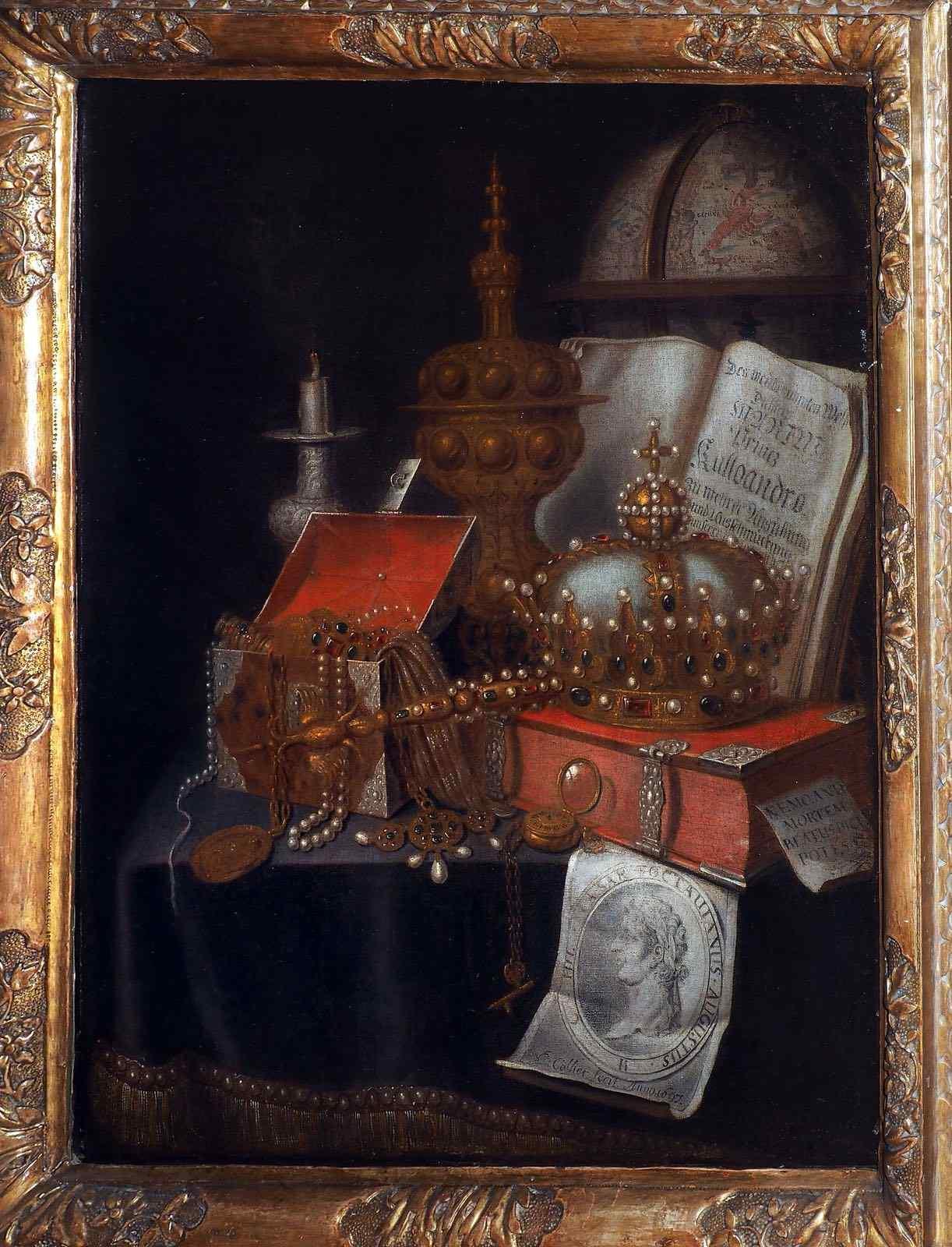 Edwaert Collier ( 1640 / 1707 )