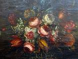 Willem van Aelst 1627-1683 Rare Pair of Flower Baskets-5