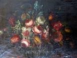 Willem van Aelst 1627-1683 Rare Pair of Flower Baskets-1