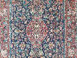 Tappeti di lana Kashan Kork - Extra finale di qualità - Iran-2