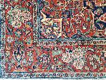 Tappeti di lana Kashan Kork - Extra finale di qualità - Iran-4
