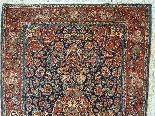 Tappeti di lana Kashan Kork - Extra finale di qualità - Iran-1